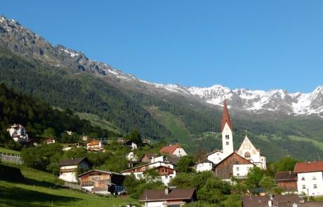 Kauns Dorf