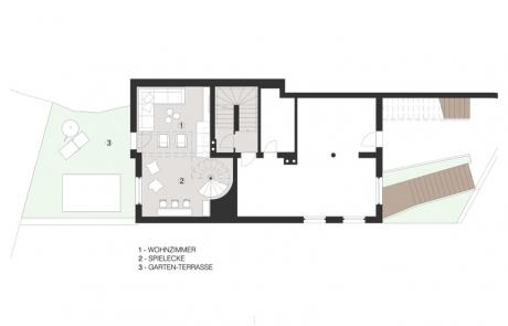 Ruim en comfortabel woonkamer