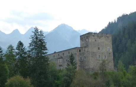 Burg Berneck Kauns Kaunertal