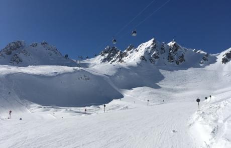 Kaunertalergletscher Kaunertal Tirol